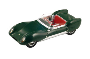 18S091 1956 Lotus 11 Club Green 1/18 Model Car Spark