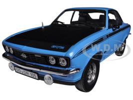 1975 Opel Manta GT/E Blue 1/18 Diecast Car Model Norev 183633