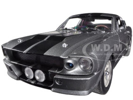 "1967 Ford Shelby Mustang GT500E ""Eleanor"" Gone in 60 Seconds Movie (2000) 1/18 Diecast Car Model Greenlight 12909"