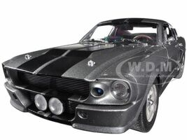 1967 Ford Shelby Mustang Custom Eleanor Gone in 60 Seconds Movie 2000 1/18 Diecast Car Model Greenlight 12909