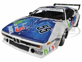 "BMW M1 Procar (E26) #55 ""HIS"" Team Cassani Manfred Winkelhock Procar Series 1980 1/18 Diecast Car Model Minichamps 180802955"