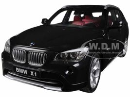 BMW X1 xDrive 2.8i E84 Black Sapphire 1/18 Diecast Car Model Kyosho 08791 BKS