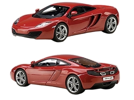 Mclaren MP4-12C Volcano Red 1/43 Diecast Car Model Autoart 56008