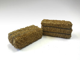 Hay Bale Accessory 2 Piece Set for 1/24 Scale Models American Diorama 23987
