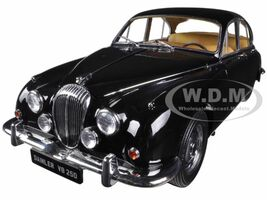 1967 Daimler V8-250 Black 1/18 Diecast Car Model Paragon 98311