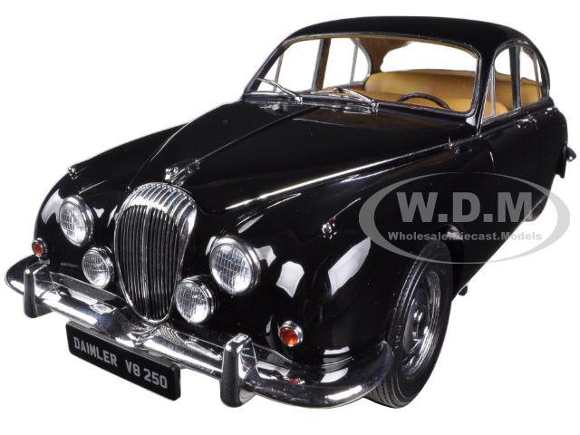 1967 Daimler V8-250 Black 1/18 Diecast Car Model Paragon 98311