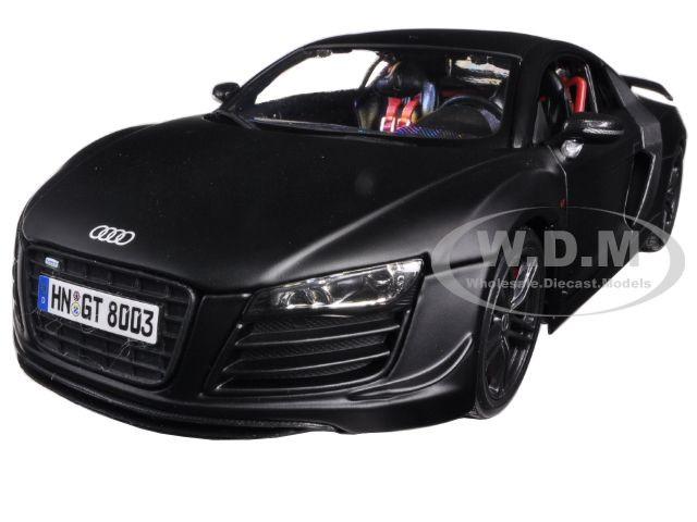 Audi r8 LMS 1:24 scale les-Cast Model Car