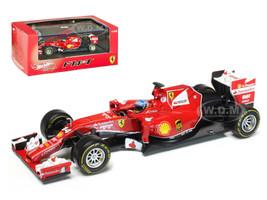 2014 Ferrari F1 F14 T Formula 1 F2014 Fernando Alonso 1/43 Diecast Car Model Hotwheels BLY69