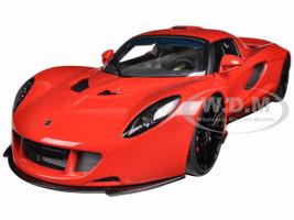 Hennessey Venom GT Red 1/18 Diecast Model Car Autoart 75403