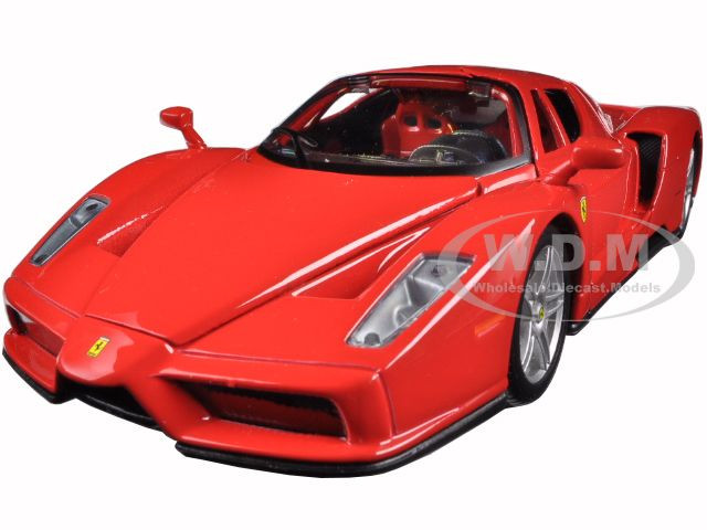 Ferrari Enzo Red 1/24 Diecast Model Car Bburago 26006
