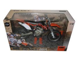 2014 KTM 450 SX-F Motorcycle Model 1/12 Automaxx 603002