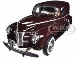 1940 Ford Sedan Delivery Brown 1/24 Diecast Model Car Motormax 73250brn