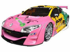 2012 Renault Megane Throphy Winner Team Oregon-Costa 1/18 Diecast Model Car Norev 185113