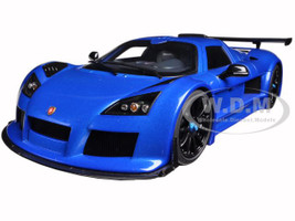 Gumpert Apollo S Blue 1/18 Diecast Model Car Autoart 71303