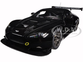 2013 Aston Martin Vantage V12 GT3 Black 1/18 Model Car Autoart 81308