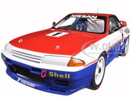 Nissan Skyline Gt-R (R32) Australian Bathurst Winner 1991 Richards/Skaife #1 1/18 Diecast Model Car Autoart 89180
