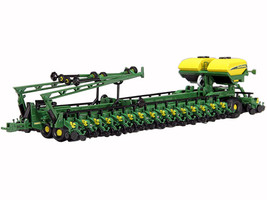 John Deere / Bauer Built 36 Row Planter 1/64 Diecast Model Speccast JDM262