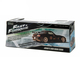 """Johnny's 2000 Honda S2000 Black """"The Fast and The Furious"""" Movie (2001) 1/43 Diecast Model Car Greenlight 86205"""
