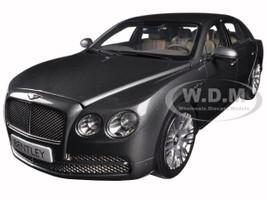 Bentley Flying Spur W12 Granite 1/18 Diecast Model Car Kyosho 08891