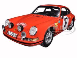 1969 Porsche 911 S #37 Monte Carlo Rally Winner B. Waldegaard/L. Helmer 1/18 Model Car Spark 18S080