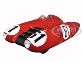 Nardi Bisiluro Damolnar #61 Le Mans 1955 Mario Damonte/ Roger Crovetto 1/18 Model Car Bizarre 18B001