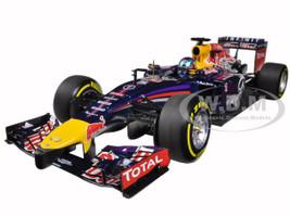 2014 Infiniti Red Bull Racing F1 RB10 Sebastian Vettel 1/18 Diecast Model Car Minichamps 110140001