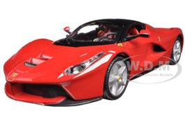 Ferrari Laferrari F70 Red 1/24 Diecast Model Car Bburago 26001