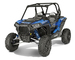 Polaris RZR XP 1000 Dune Buggy Woodoo Blue 1/18 Model New Ray 57593 B