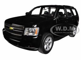 2008 Chevrolet Tahoe Street Version Black 1/24 Diecast Model Car Welly 22509