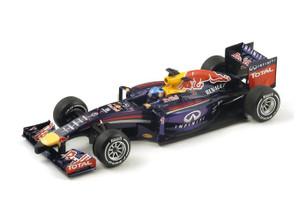 2014 Infiniti Red Bull Sebastian Vettel F1 Formula 1 RB10 #1 1/18 Model Car Spark 18S135