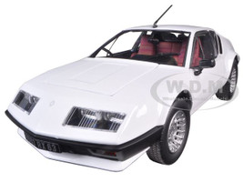 1981 Renault Alpine A310 White 1/18 Diecast Model Car Norev 185142