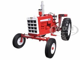 Cockshutt 1800 Wide Front Tractor 1/16 Diecast Model Speccast SCT506