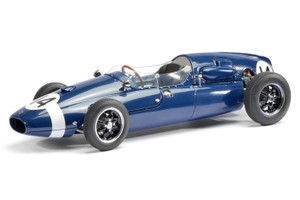 Cooper T51 #14 Sterling Moss Limited to 1500pc Worldwide 1/18 Diecast Model Car Schuco 450032600