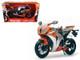 2010 Honda CBR 1000RR Motorcycle 1/6 Diecast Model New Ray 49293