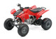 2009 Honda TRX 450R Red ATV Motorcycle 1/12 Diecast Model New Ray 57093A