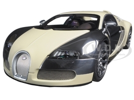 Bugatti EB Veyron L'Edition Centenaire White Hermann Zu Leiningen 1/18 Diecast Model Car Autoart 70959