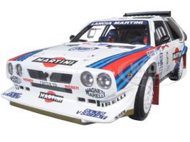 "Lancia Delta S4 ""Martini"" Rally Winner Argentina 1986 Biasion / Siviero #5 1/18 Diecast Model Car Autoart 88621"