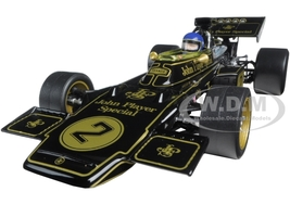 Lotus 72E #2 Ronnie Peterson 1973 Italian Grand Prix Winner 1/18 Diecast Model Car Quartzo 18292