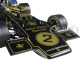 Lotus 72E #2 Ronnie Peterson 1973 Italian Grand Prix Winner 1/18 Diecast Model Car Quartzo 18292