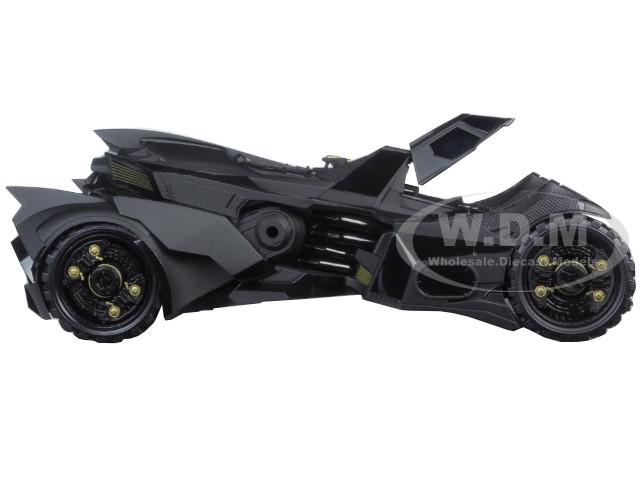 Batman Arkham Knight Batmobile Elite Edition 1/18 Diecast Model Car Hotwheels BLY23
