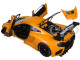 Mclaren 12C GT3 Presentation Car Metallic Orange 1/18 Diecast Model Car Autoart 81340