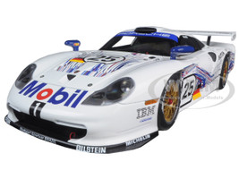 1997 Porsche 911 GT1 #25 24hrs Lemans H.Stuck/T.Boutsen/B.Wollek 1/18 Diecast Model Car Autoart 89772