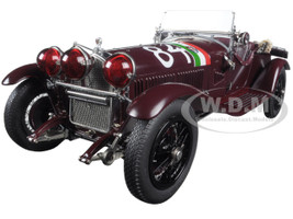 1930 Alfa Romeo 6C 1750 Grand Sport Mille Miglia #84 Limited Edition to 2,000pcs 1/18 Diecast Model Car CMC 141