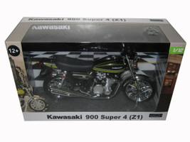 Kawasaki 900 Super 4 (Z1) Green Motorcycle Model 1/12 Automaxx 606002