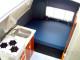 Airstream Aluminum Camper Trailer 1/18 Diecast Model Motorcity Classics 88101