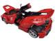 Ferrari LaFerrari F70 Red Signature Series 1/18 Diecast Model Car Bburago 16901