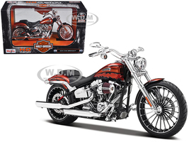 2014 Harley Davidson CVO Breakout Motorcycle Model 1/12 Maisto 32327