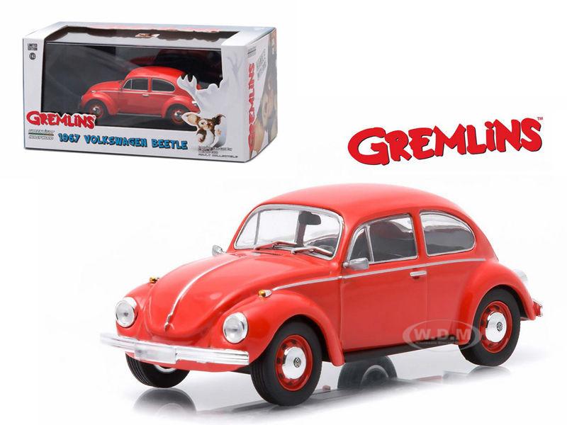 "1967 Volkswagen Beetle ""Gremlins"" (1984) 1/43 Diecast Model Car Greenlight 86072"