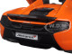 McLaren 650S Spider Orange 1/24 Diecast Model Car Motormax 79326
