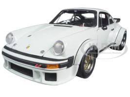 Porsche 934 RSR White 1/18 Diecast Model Car Schuco 450033700